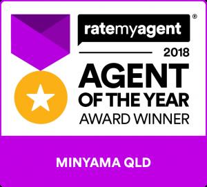 2018 Agent of the Year Award Winner